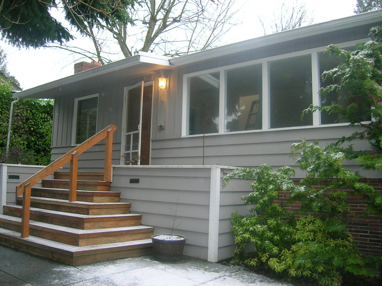 2009 ~ A West Seattle Renovation, Almost Completed