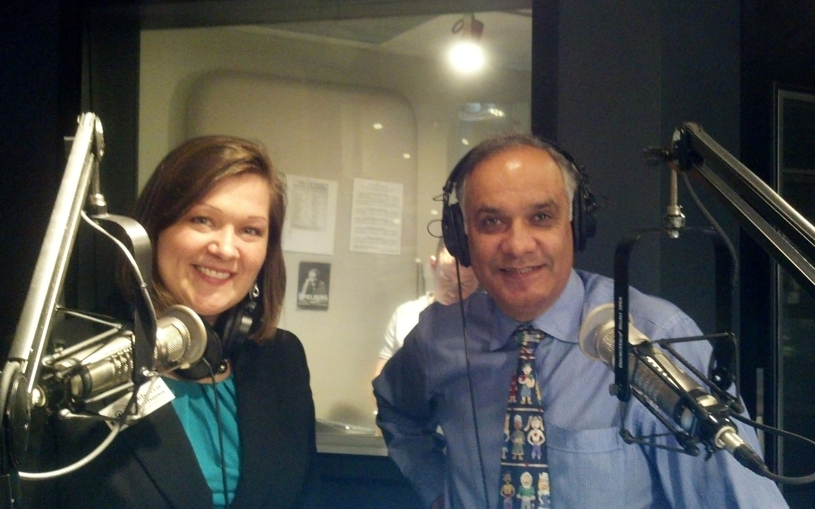 2013 ~ With Elder Attorney Rajiv Nagaich on his Show