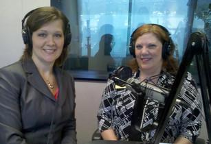 2011 ~ SASH Radio Show with guest Michele Graham