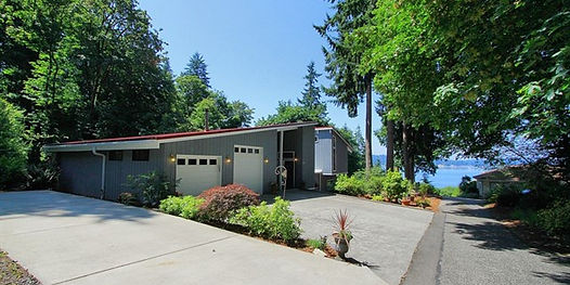 Gig Harbor home with views of Puget Sound sold by SASH Realty