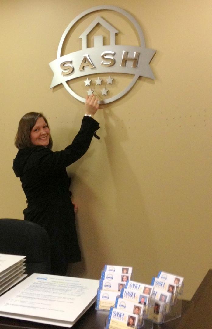 Rebecca Bomann Founder of SASH