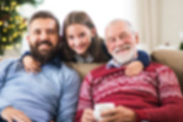 SASH Service grandparents