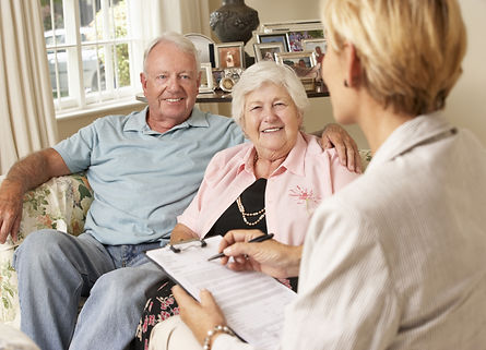 For Elder Care Providers SASH Services