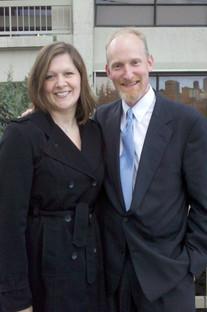 Rebecca and Andrew Bomann