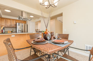 remodeled Lynnwood townhouse-style condo sold by SASH Realty
