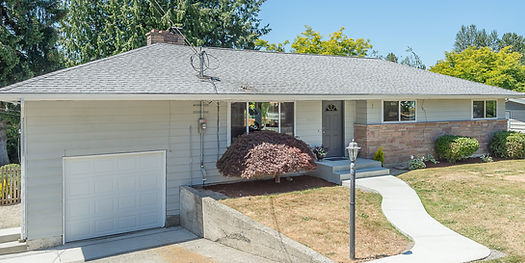 Seattle mid-century home sold by SASH Realty