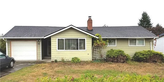 One-story rambler home in convenient Seatac, WA sold by SASH Realty