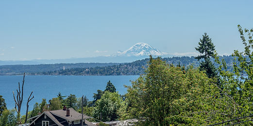 Seward Park Home Views of Lake Washington Sold By SASH Realty