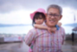 SASH Services grandchildren