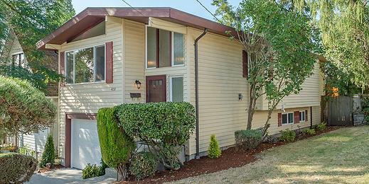 Home near Seward Park WA sold by SASH Realty