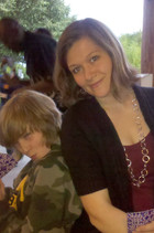 2011 ~ Dinner Out with 10-Year Old Son