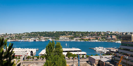 waterview condo over Lake Washinton sold by SASH Realty