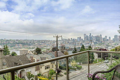 Queen Anne condo sold by SASH Realty