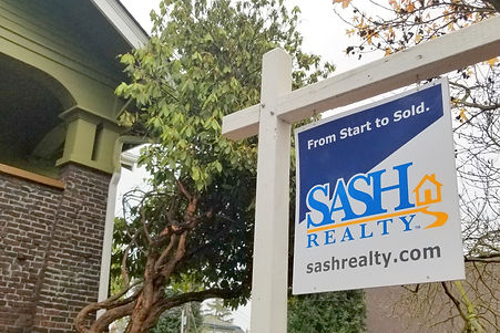 SASH Realty home sales in the Pacific Northwest