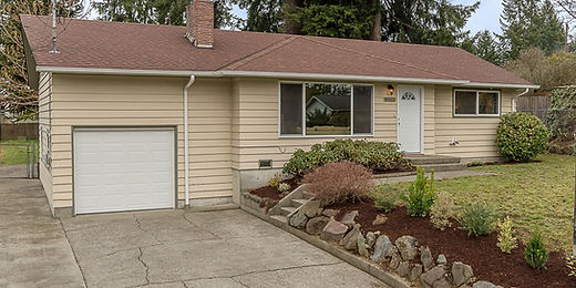updated rambler home in coveted Pinehurst, WA sold by SASH Realty