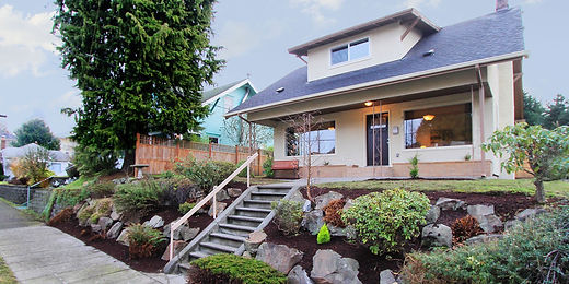 1912 West Seattle home sold by SASH Realty