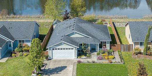 Orting rambler wih views of Mount Rainer sold by SASH Realty