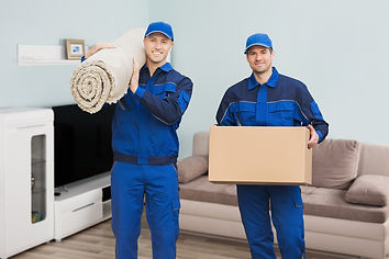 Movers Carrying Household Items - service with SASH