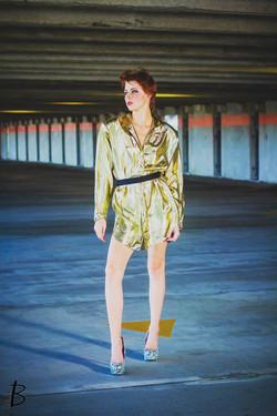 Orlando Fashion Editorial Photograph
