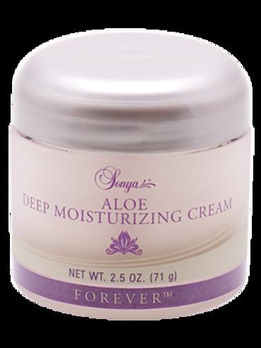 Sonya™ Aloe Deep Moisturizing Cream