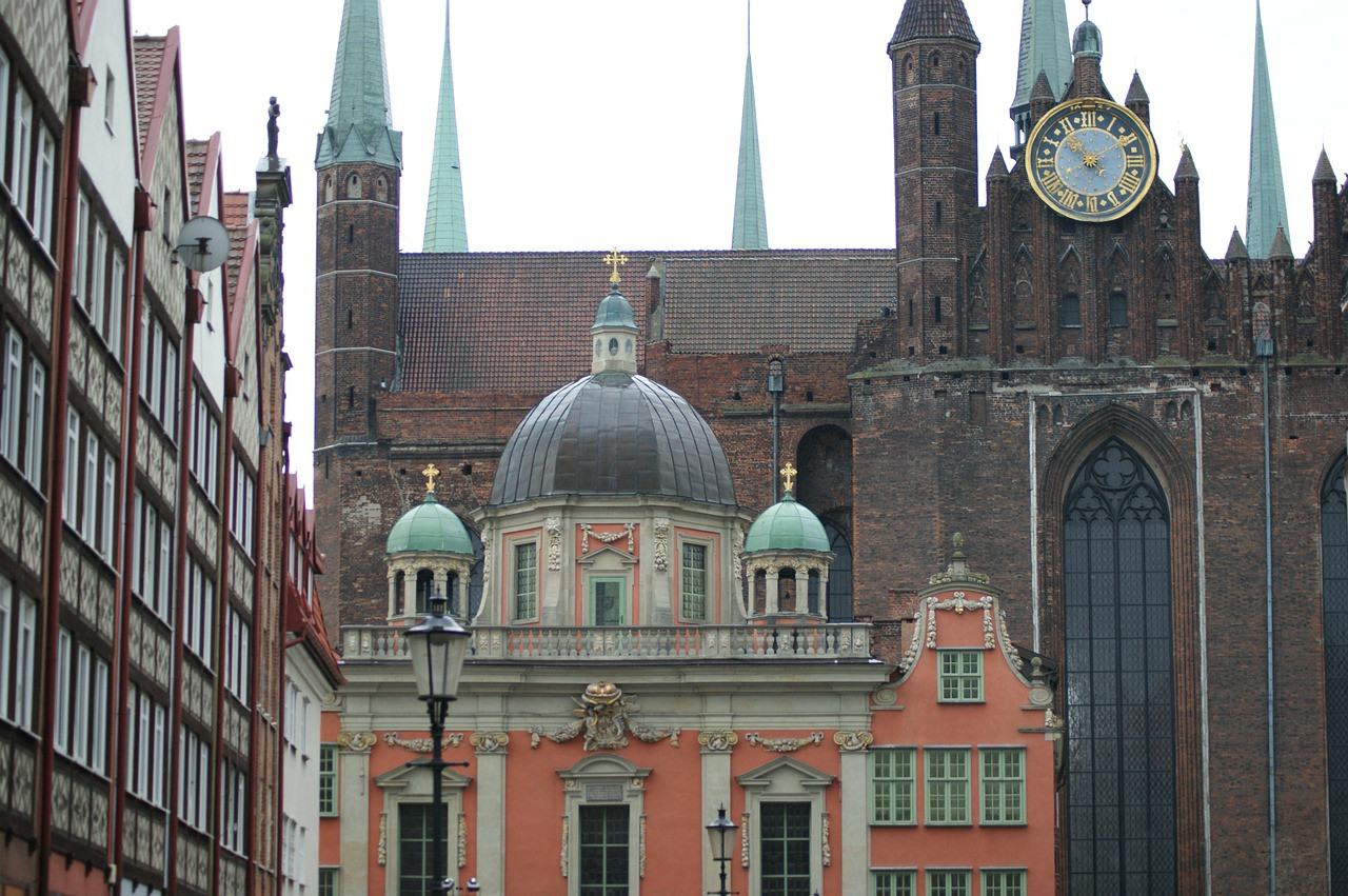 The Royal Chapel in Gdańsk