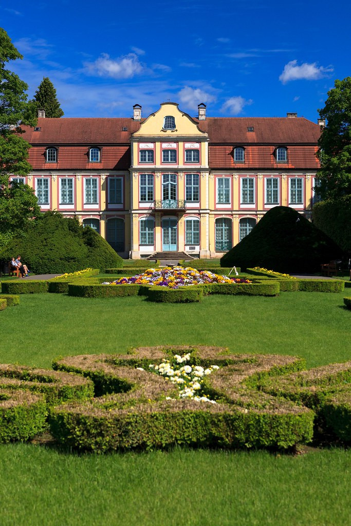 The Abbots' Palace in Gdańsk Oliwa