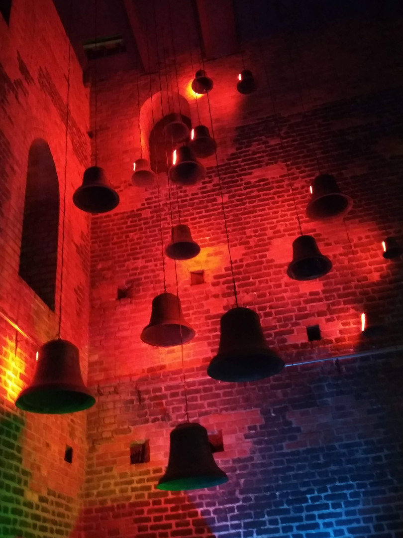 Carillon in der St.Katharinen Kirche - die Alte Stadt Danzig