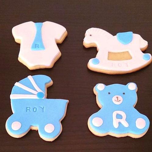 New Born Cookies