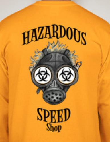 Hazardous Speed Shop Shirt