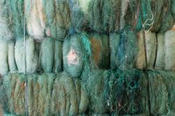 fishing net collected - ECONYL®