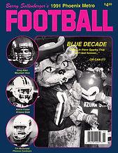 1991 Phoenix Metro Football Magazine.jpg
