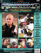 2007 Northern Arizona Football Magazine.