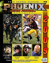 2009 Phoenix Metro Football Magazine.jpg
