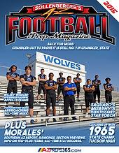 2015 Sollenberger's AZ Football Prep Mag