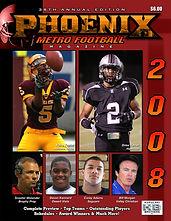 2008 Phoenix Metro Football Magazine.jpg