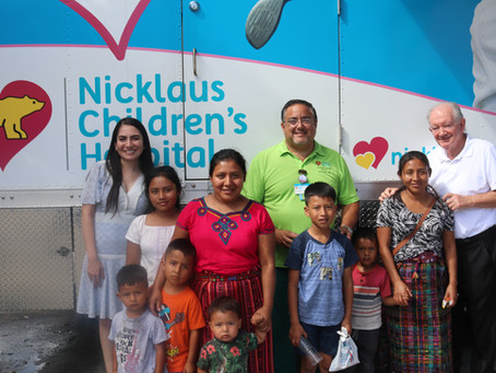 Nicklaus Children's Hospital comes to the GMC