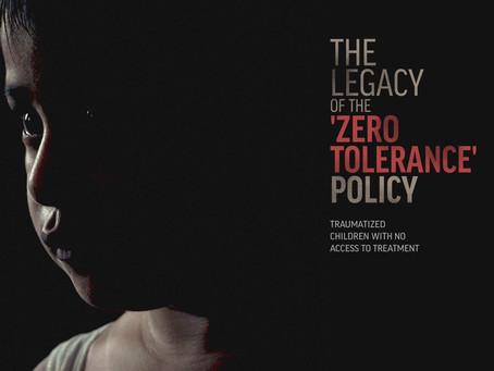 News & Documentary Emmy goes to, El legado de tolerancia cero: niños traumatizados y sin tratamiento