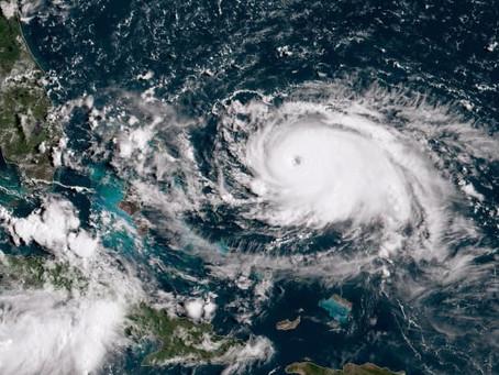The GMC staff take Univison for a home visit before Hurricane Dorian