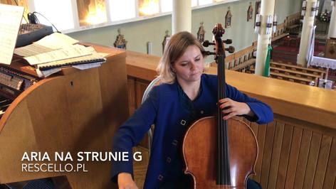 Aria Na Strunie G w Kościele
