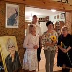 Artyści z Podkarpackiego Klubu Entuzjastów Malarstwa