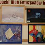 Obrazy Aleksandry Mrozowskiej