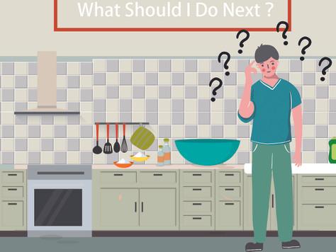 Stay Home—居家防疫,如何吃出健康?