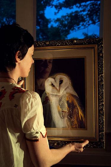 portrait photography by Evgenia Markova