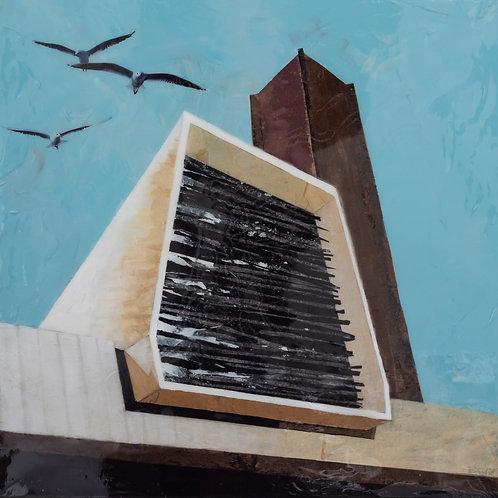 Boombox & Gulls