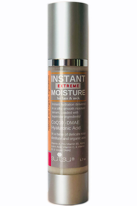 Instant Extreme moisture Serum for Face and Neck 1.7 oz