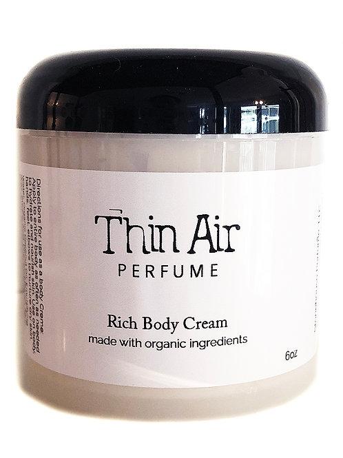 Thin Air Rich Body Cream