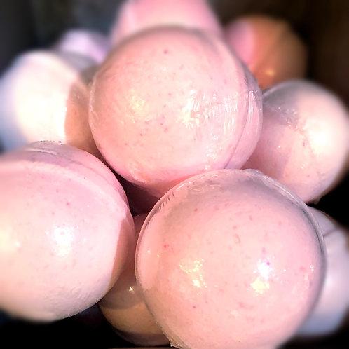 """Pink Grapefruit"" Bath Bomb 6.7 oz"