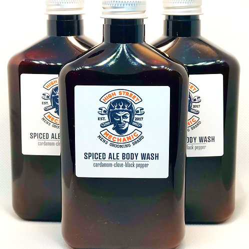 Spiced Ale  Body Wash 10 oz