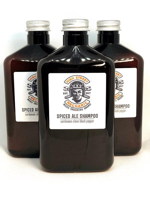 Spiced Ale   Shampoo  10 oz