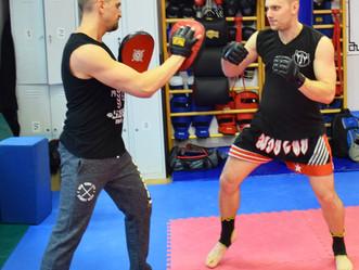 Тайский бокс летом в Москве!